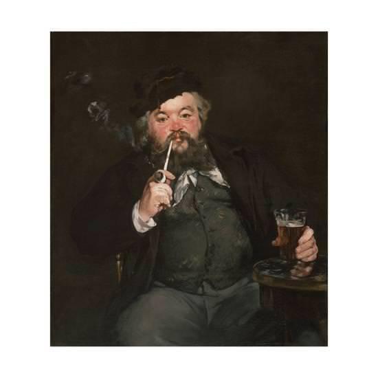 Edouard Manet - Le Bon Bock