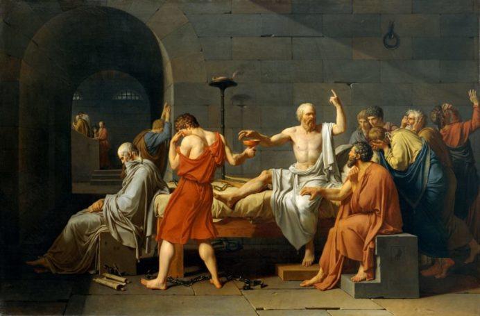 Sokrates'in Ölümü - Felsefe Nasıl İnsan Öldürür ?