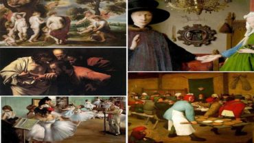 Painting Styles of Famous Painters