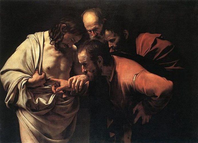 Caravaggio- Thomas Doubting Caravaggio, Degas, Rembrandt, Monet, Renoir Resimlerini Nasıl Tanırız?