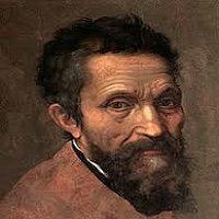 Michelangelo Portre-Michelangelo ve Raffaello'nun Garip Hikayesi ( 2 )