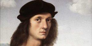 Raffaello Sanzio da Urbin-Michelangelo ve Raffaello'nun Garip Hikayesi ( 2 )