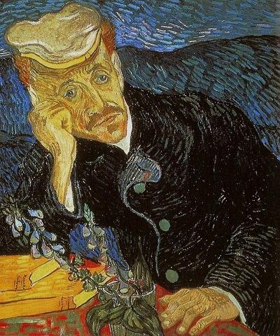 Dr. Gachet'nin Portresi  | Vincent van Gogh : Kulağı Kesik Çılgın Bir Ressam
