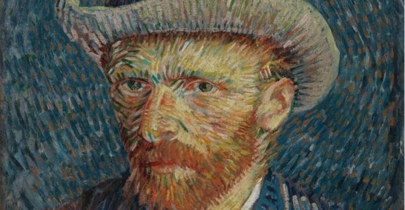 Vincent van Gogh : Kulağı Kesik Çılgın Bir Ressam