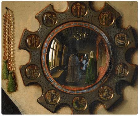 Jan van Eyck : Arnolfini'nin Evlenmesi