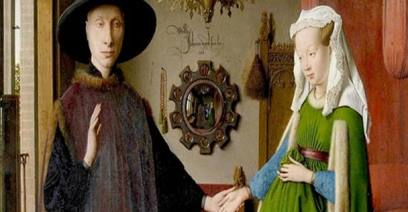 Jan van Eyck and The Meaning Of The Arnolfini Portrait