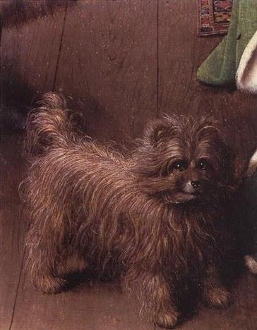 Jan van Eyck and The Arnolfini Portrait