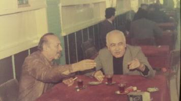 Tevfik Akdağ ile Cemal Süreya Sohbet Halinde | İkinci Yeni Akımı Şairleri ve Şiirleri