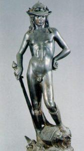 Donatello'nun Davut Heykeli - Rönesans Sanatının özellikleri