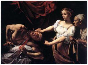 Giuditta Olofene Caravaggio