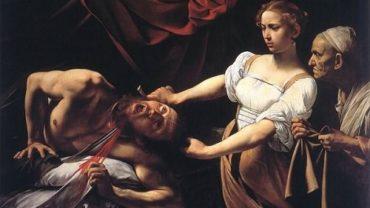 Barok Sanatı - Giuditta Olofene Caravaggio