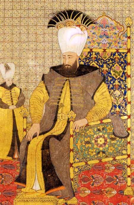 Levni - III. Ahmet Tasviri / Minyatür Sanatı