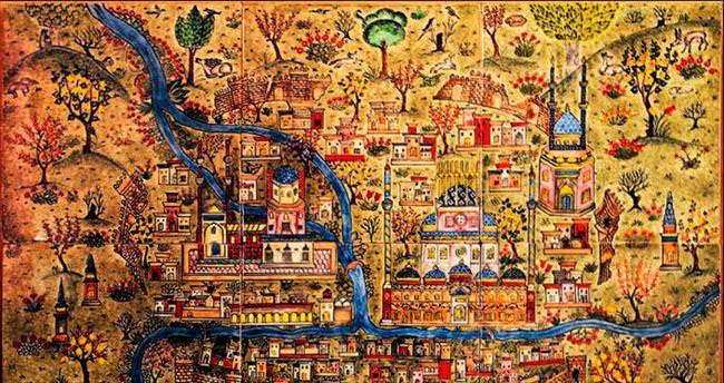 Matrakçı Nasuh'un Bir Minyatürü / Minyatür Sanatı