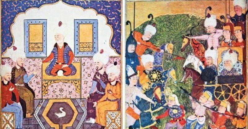 Osmanlı 'da Minyatür Sanatı