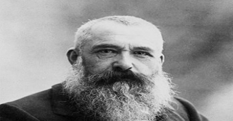 Claude Monet Biography and Paintings