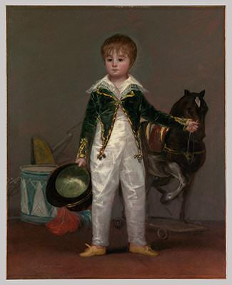 Francisco Goya -Bir Portre Örneği