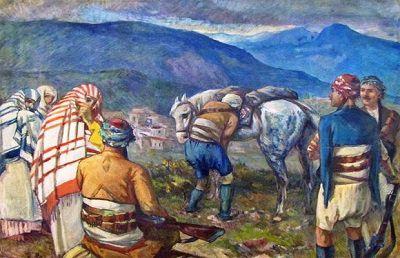 İbrahim Çallı - Zeybekler