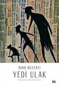 Yedi Ulak - Dino Buzzati - Kitap Tavsiye-Ocak 2019 (birsanatbirkitap Kitaplığı)