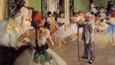 Degas - Dans Sınıfı