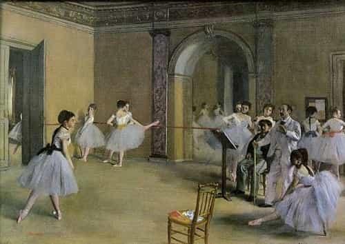 Degas - Dans Dersi