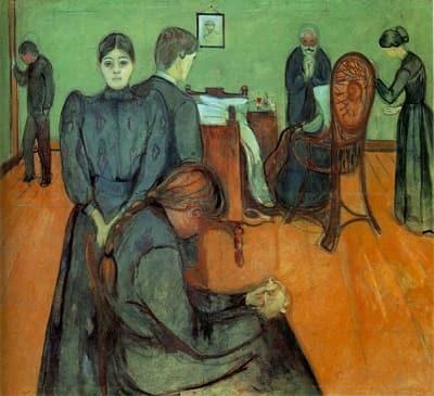 Hasta Odasında Ölüm | Edvard Munch Kimdir?