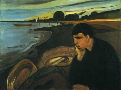 Melancholy (Melankoli) | Edvard Munch Kimdir?