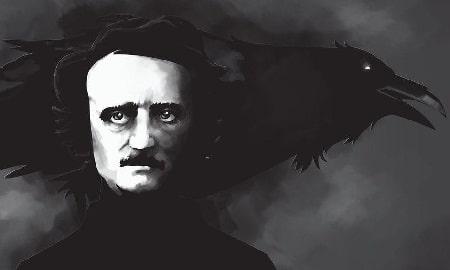 Edgar Allan Poe'nin Hayatı ve Şiirleri - Kuzgun