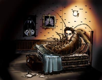 Franz Kafka, The Metamorphosis