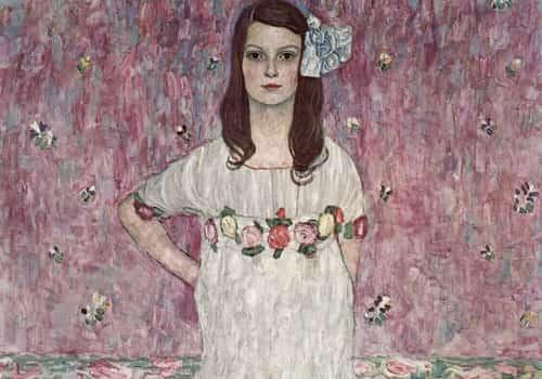 Mada Primavesi- Gustav Klimt