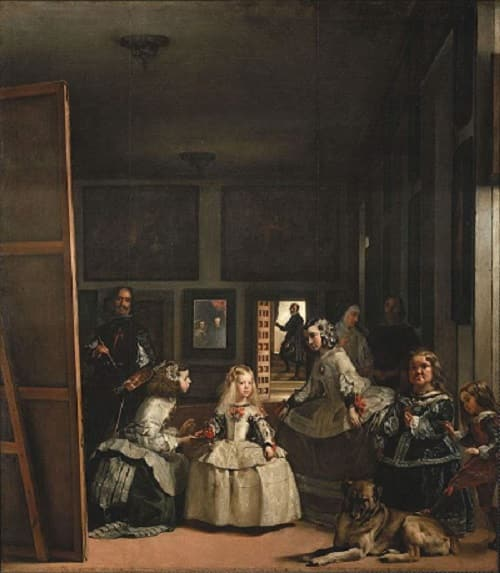 6 Famous Paintings You Should Know | Las Meninas, Diego Velazquez