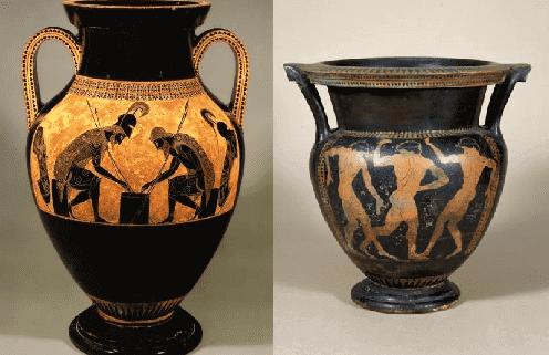 Antik Yunan ve Roma Döneminde Sanat
