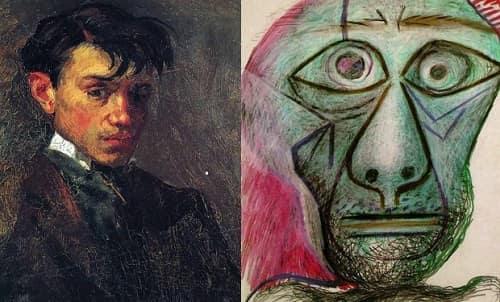Picasso Portreleri