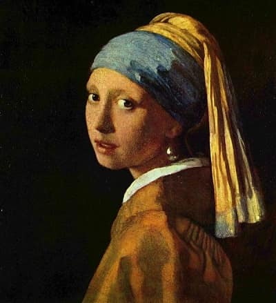 5 Famous Paintings You Need To See | Girl with a Pearl Earring - Johannes Vermeer