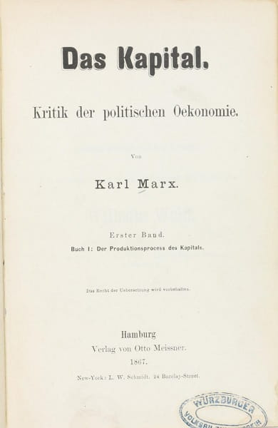 Karl Marx Life and Family