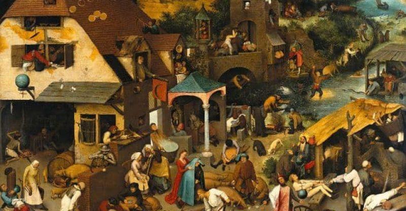 Pieter Bruegel 'in Hayatı ve Eserleri