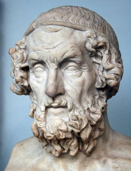 Homeros | Antik Yunan'da Din Anlayışı