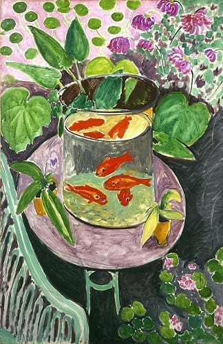The Goldfish, 1912 by Henri Matisse