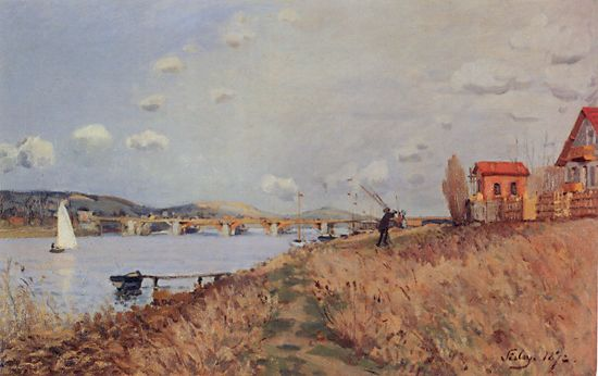 Alfred Sisley Paintings