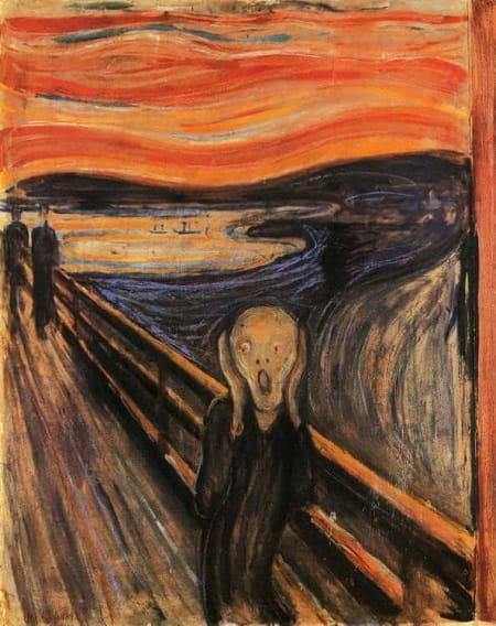 Edvard Munch Paintings