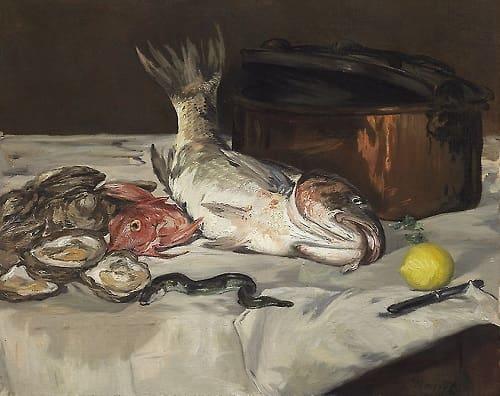 Edouard Manet Still Life