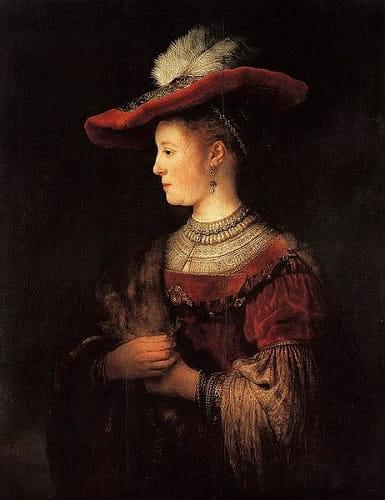 Rembrandt van Rijn Portreleri