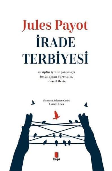 İrade Terbiyesi - Jules Payot | 2020 Yılının Son Kitap Tavsiye Listesi