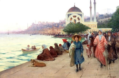 Famous Orientalist Painters