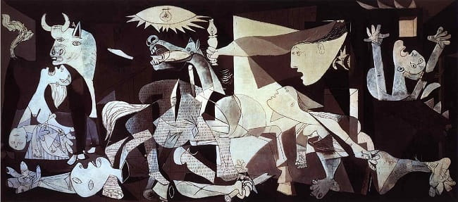 8 Things You Need To Know About Picasso 's Guernica