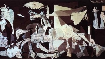 Pablo Picasso and Guernica