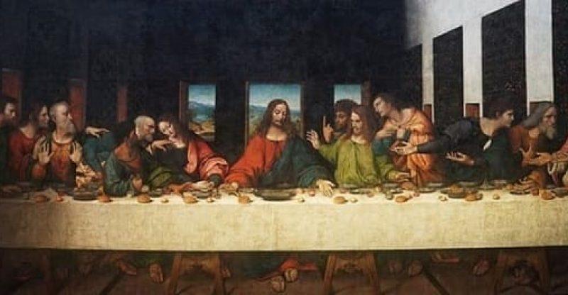 8 Amazing Facts About The Last Supper by Leonardo da Vinci