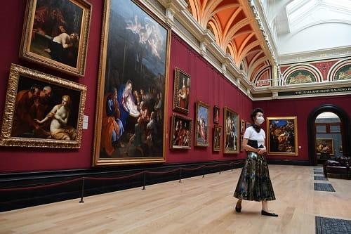 Dünyanın En İyi Sanat Galerileri