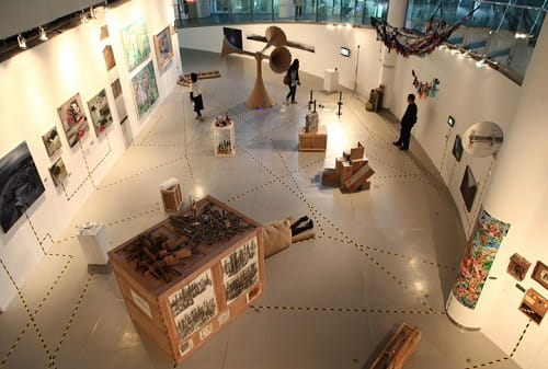 The Best Art Galleries in the World.